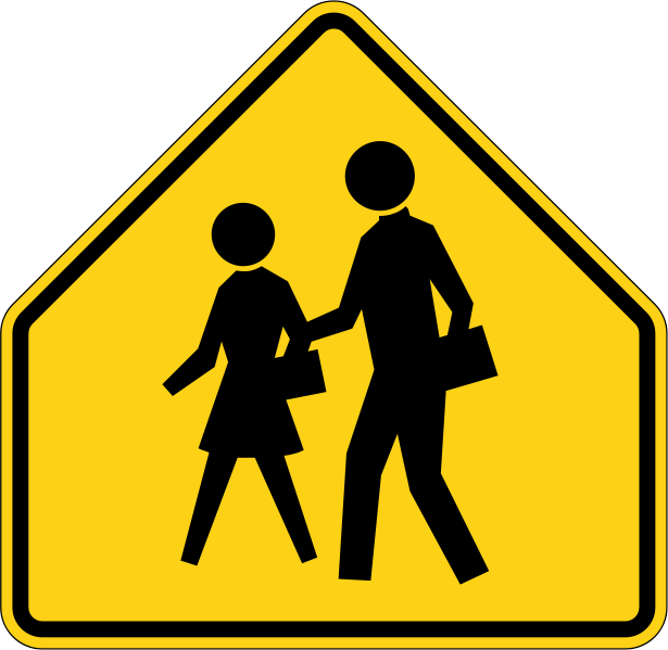 Traffic Signs » Safe Routes to School